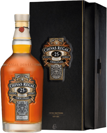 Chivas Regal 25 years Original 70CL