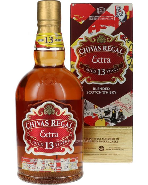 CHIVAS REGAL EXTRA 13 YEARS 70CL
