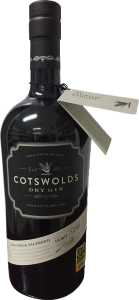 Cotswolds Dry Gin - Aristo Spirits