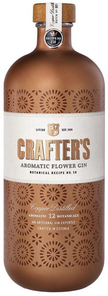 Crafter's Aromatic Flower Gin - Aristo Spirits