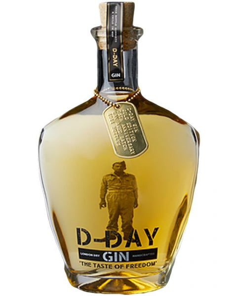D-Day Gold Edition Gin - Aristo Spirits