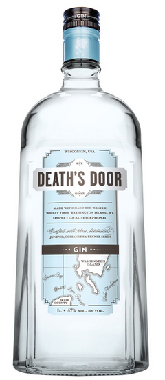Death's By Gin - Aristo Spirits