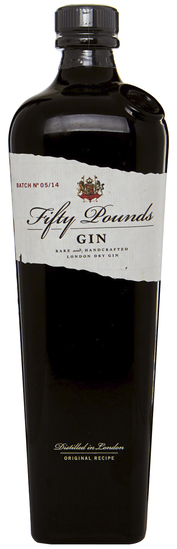Fifty Pounds Gin - Aristo Spirits
