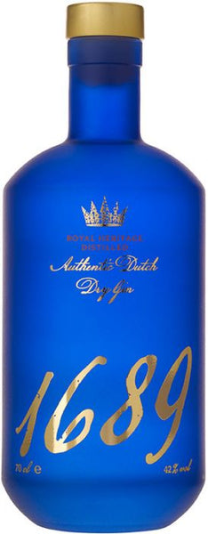 1689 Dutch Dry Gin - Aristo Spirits