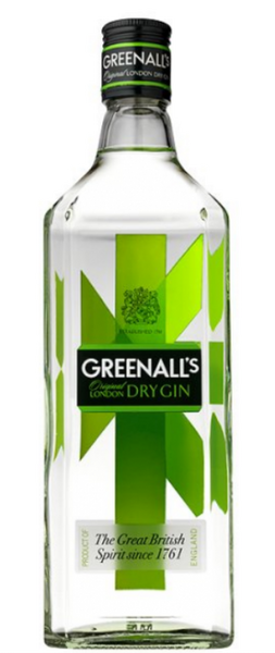 Greenall's London Dry Gin - Aristo Spirits