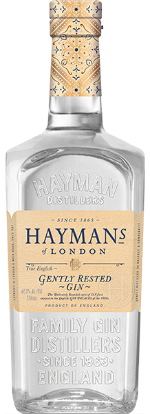 Hayman's Gently Rested Gin - Aristo Spirits