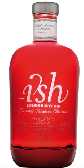 Ish Red Gin - Aristo Spirits