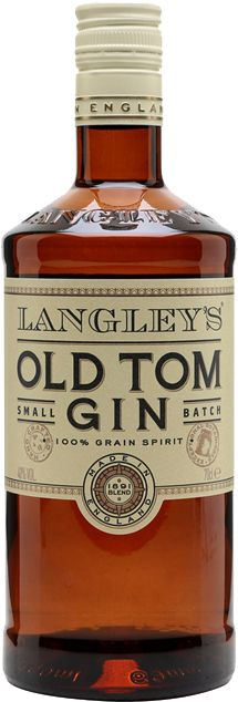 Langley's Old Tom Gin - Aristo Spirits