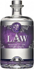 Law Dry Gin - Aristo Spirits