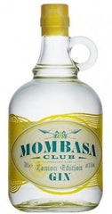 Mombasa Club Lemon Gin - Aristo Spirits