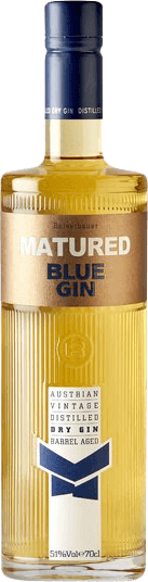 Reisetbauer Matured Blue Gin - Aristo Spirits