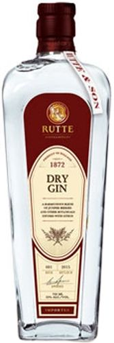 Rutte Dry Gin Limited Edition - Aristo Spirits