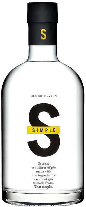 Simple Gin - Aristo Spirits