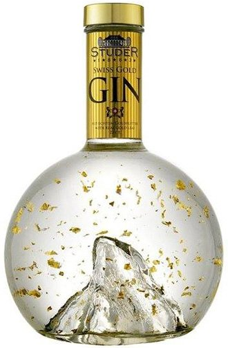 Studer Swiss Gold Gin - Aristo Spirits