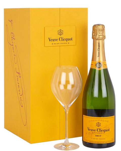 VEUVE CLICQUOT BRUT GIFTBOX