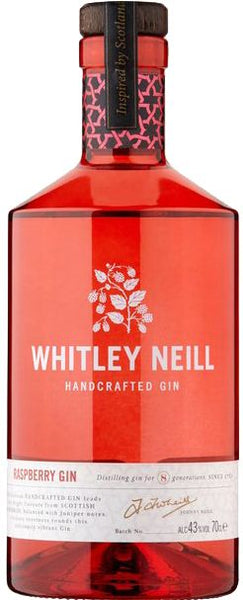 Whitley Neill Raspberry Gin - Aristo Spirits