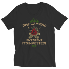 Time Camping Isn't Spent It's Invested