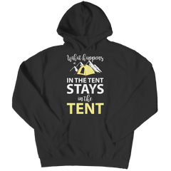 What Happens In The Tent