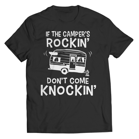If The Camper Is Rockin