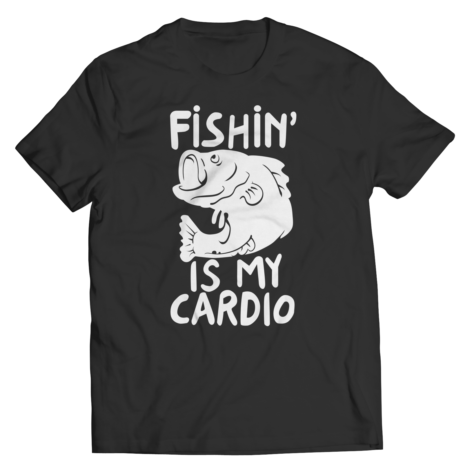 Limited Edition - Fishing Is My Cardio