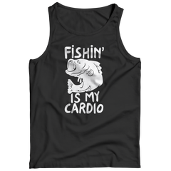 Limited Edition -Fishing is my cardio