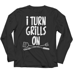 Limited Edition - I Tuirn Grills On