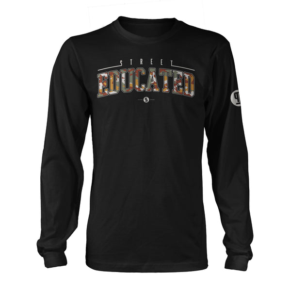 Street Educated L/S Tee