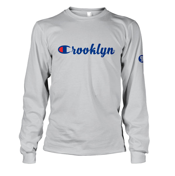 Crooklyn Champ Kids L/S Tee