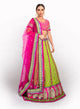 sonascouture - Traditional Multi Coloured Lengha BW044