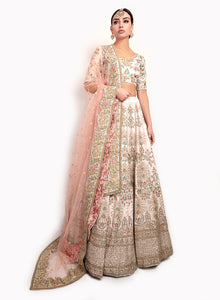 sonascouture - Gorgeous Nude Pink Lengha BW125