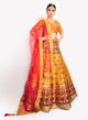 sonascouture - Benerasi Lengha Highlighted With Gold Work BW130