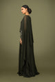 sonascouture - Cape Gown GW035