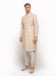 sonascouture - Luxurious Sherwani Fully Detailed With Floral Pattern MM006