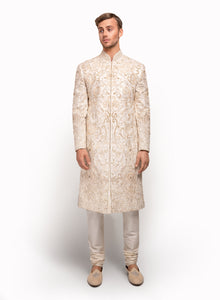 sonascouture - Fully Embroidered Sherwani MM010