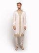 sonascouture - Self-Print Brocade Sherwani MM020