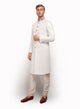 sonascouture - Textured Fabric Sherwani MM024