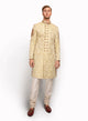 sonascouture - Silk Brocade Sherwani MM038