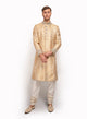 sonascouture - Silk Brocade Sherwani MM043