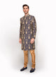 sonascouture - Silk Sherwani Fully Detailed MM070