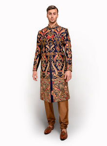 sonascouture - Royal Sherwani Fully Detailed MM073