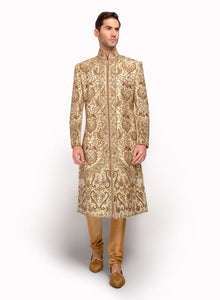 sonascouture - Regal Brocade Sherwani MM100