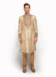Heavy Brocade Sherwani MM112 - Sonas Haute Couture