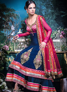 sonascouture - Exceptional Anarkali Lengha W239