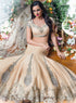 Gold Lace Bridal W246