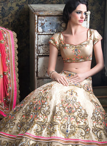 sonascouture - Fascinating Gold Bridal W271