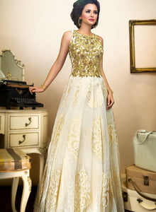 sonascouture - Rich Ivory Gown W317
