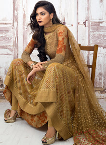 sonascouture - Antique Anarkali Gown W319