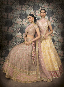 sonascouture - Classic Dusty Pink Lengha W366