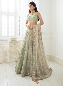 sonascouture - Mint Bridal W370
