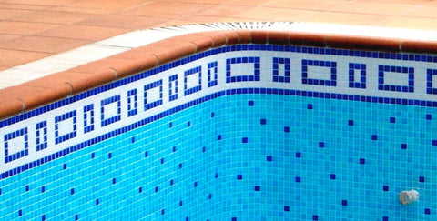 high-quality pool tile
